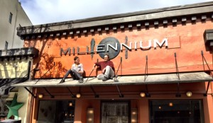 The new Millennium in Oakland!