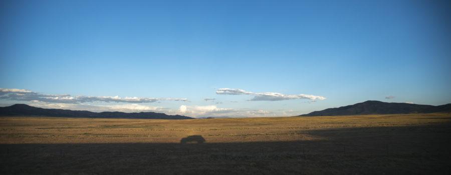 Our Way to Salt Lake