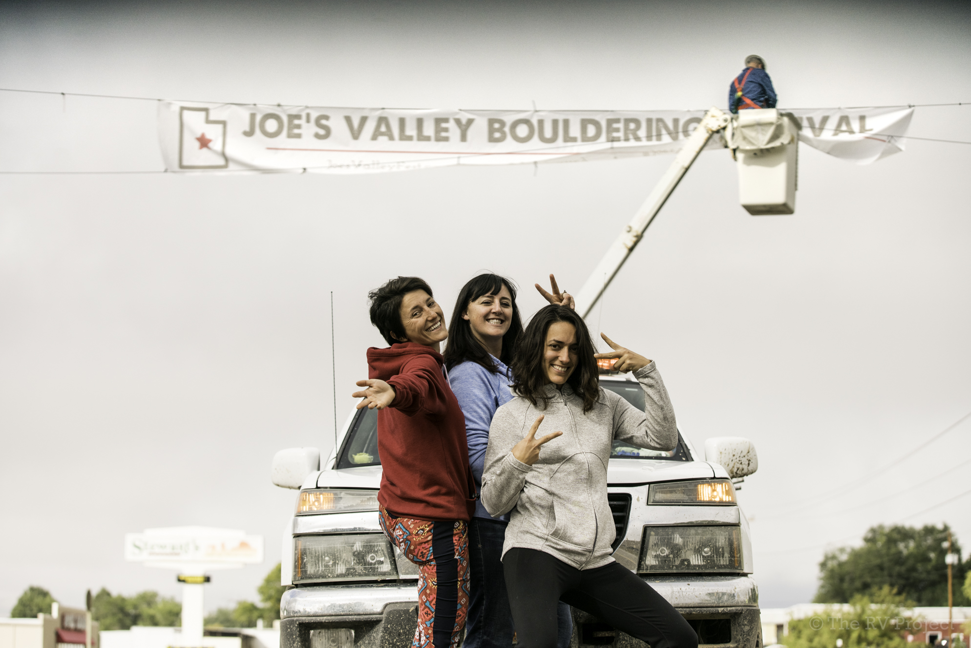 4th Annual Joe's Valley Bouldering Festival This Weekend